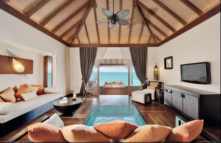 Testimoni dari Tolga Guller (Desainer Interior / Ayada Maldives)