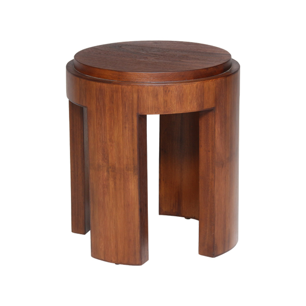 Teabu Raund Side Table