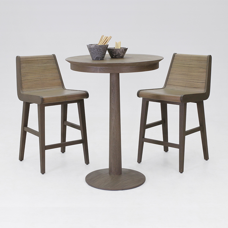 Cowrie Bar Stool
