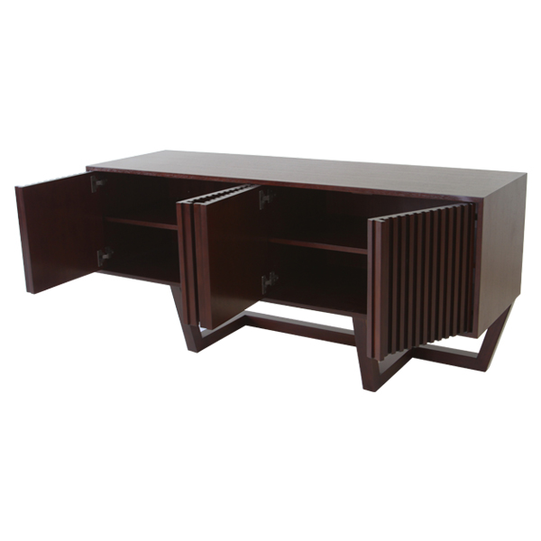 Korogated Sideboard