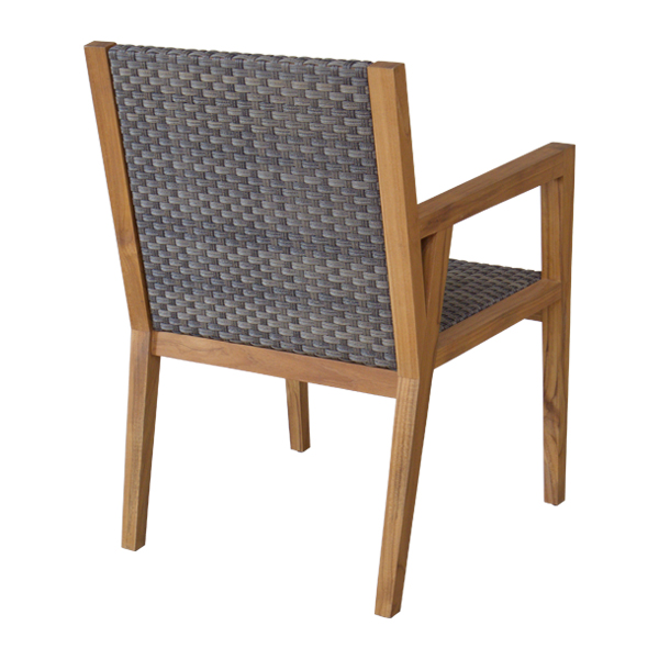 Neo Angulo Outdoor Armchair-B