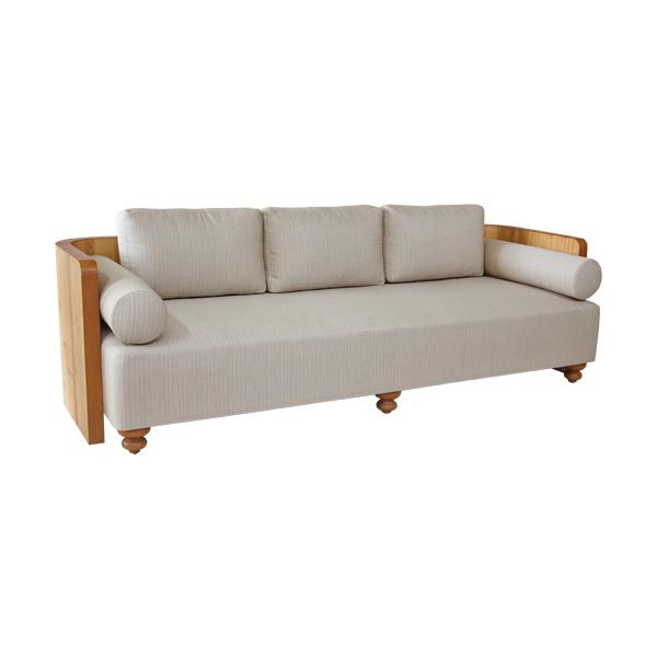 Teabu 3 Seater Sofa