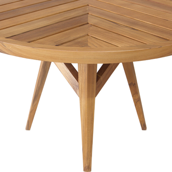 Neo Angulo Round Dining Table