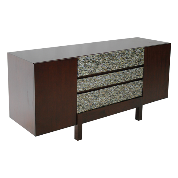 Edg-e Sideboard With Sea Shell