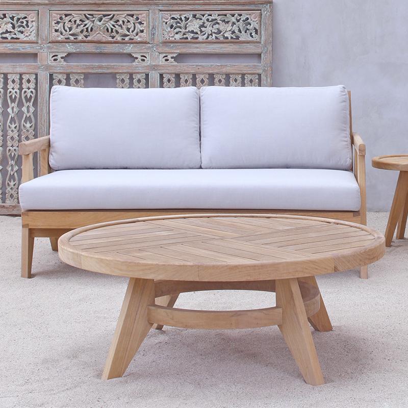 Sena Outdoor Coffee Table Round