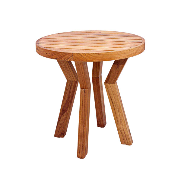 Bella Outdoor Round Side Table