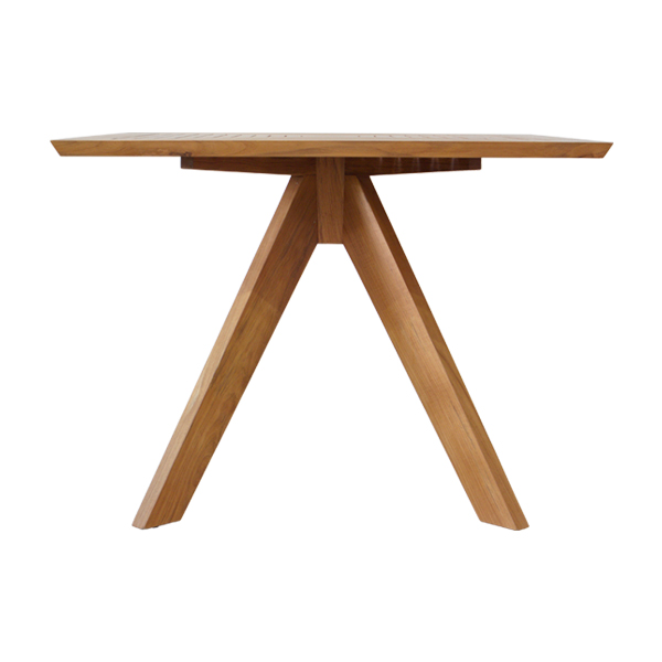Jalan Outdoor Square Dining Table