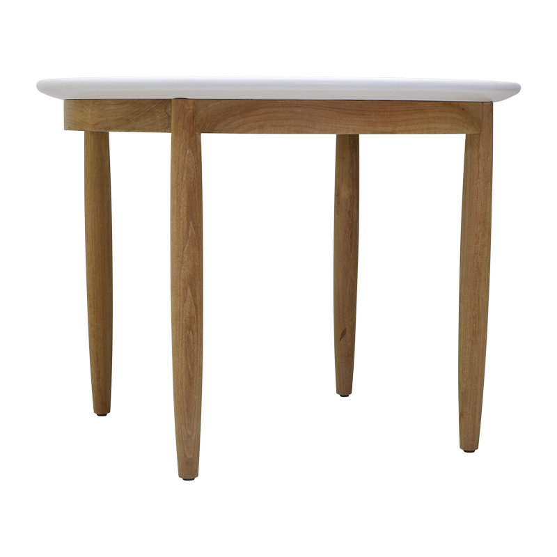 Wethan Outdoor Dining Table Round