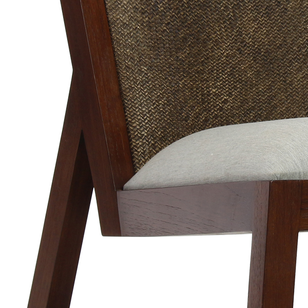 Jalan Lounge Chair Rattan Back Rest