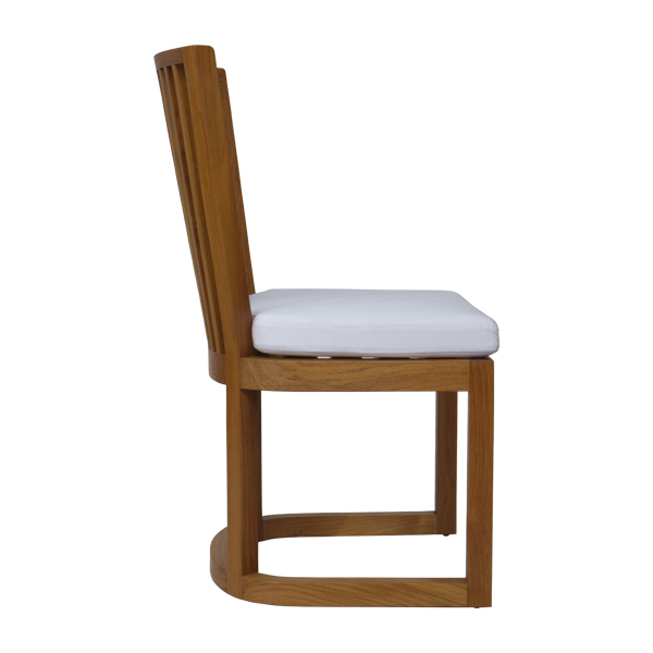 Korogated Outdoor Chair
