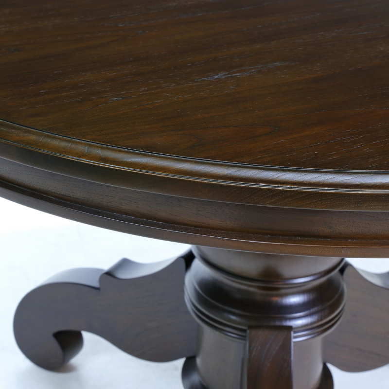 Montana Dining Table Small With Wood Top