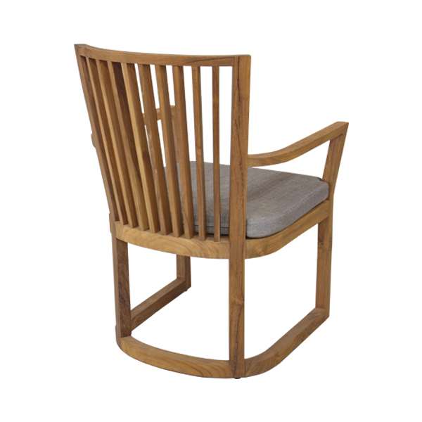 Korogated Outdoor Armchair