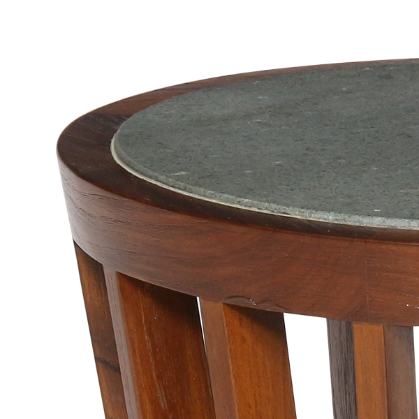 Korogated Side Table [Round]