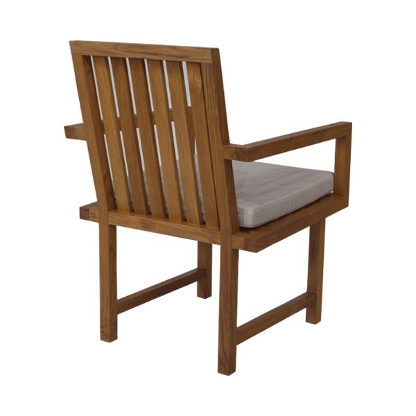 Cubular Outdoor Armchair