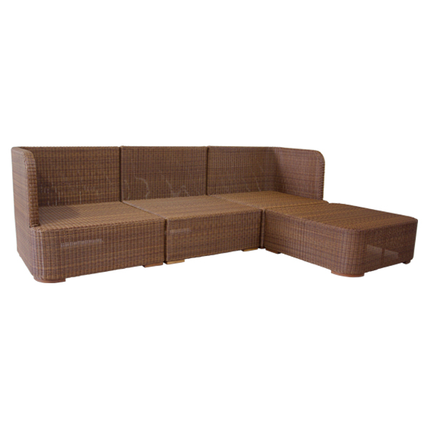 Teabu Outdoor Sectional Sofa