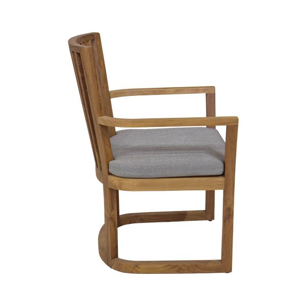 Korogated Outdoor Armchair