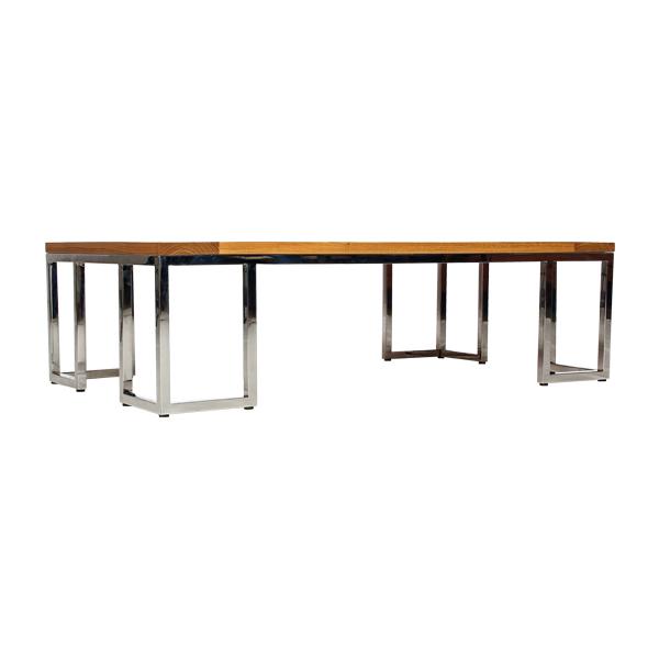 Inlaid Coffee Table-Medium