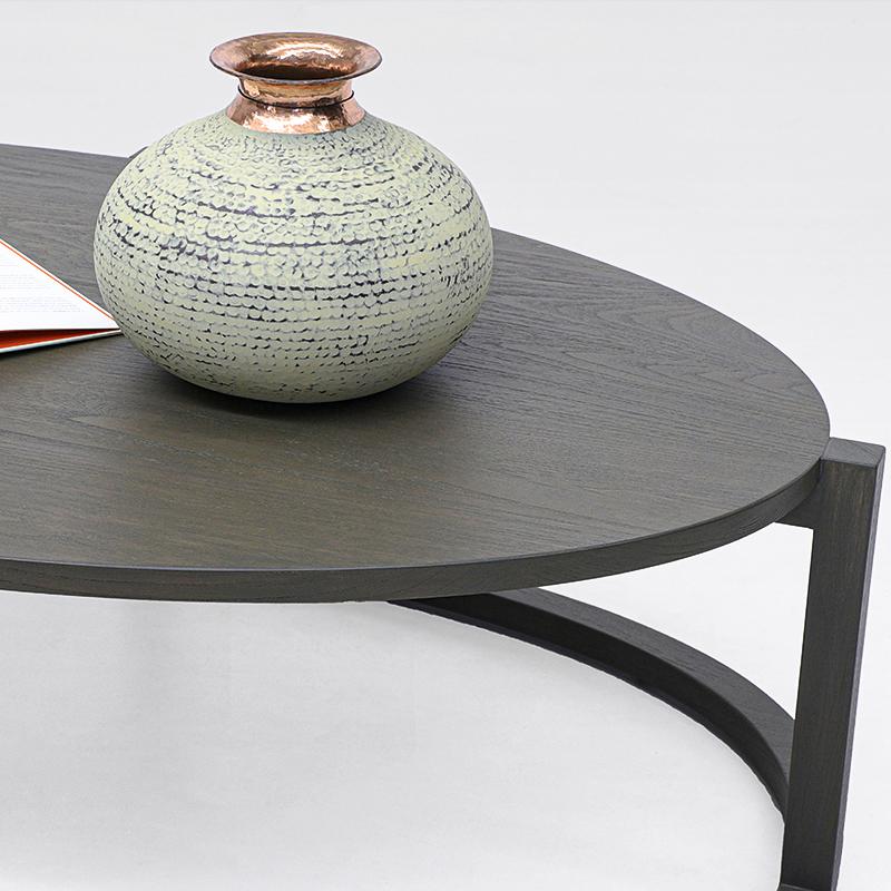 Skandi Oval Coffee Table