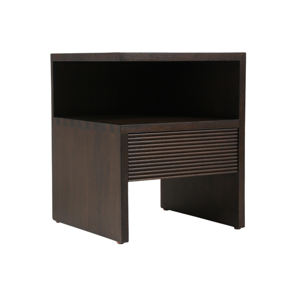 Groove Side Table - Left & Right