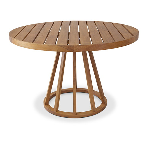 Bella Outdoor Round Dining Table