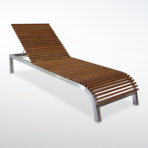 Garis Pool Lounger
