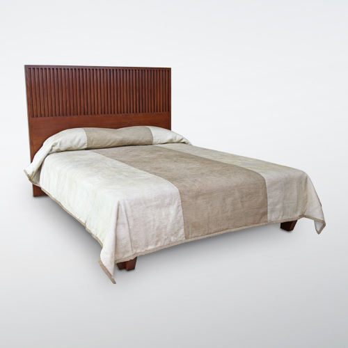 Korogated Bed