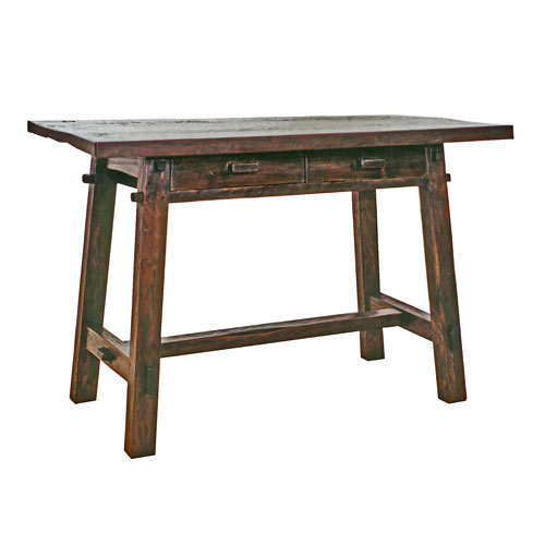 Primitive Work Table Small [with 2 drawers]