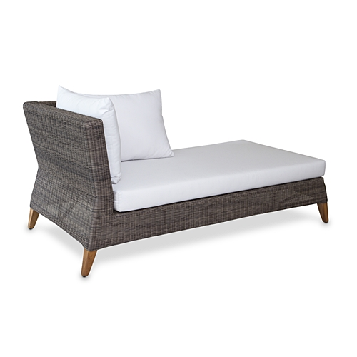 Shelly Outdoor Chaise Lounge
