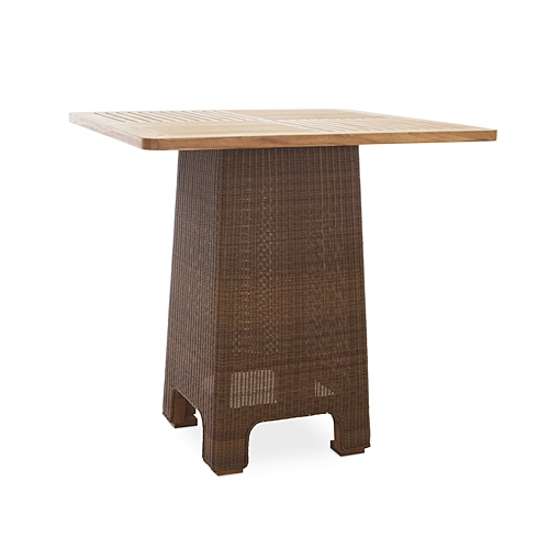 Teabu  Outdoor Square Bar Table