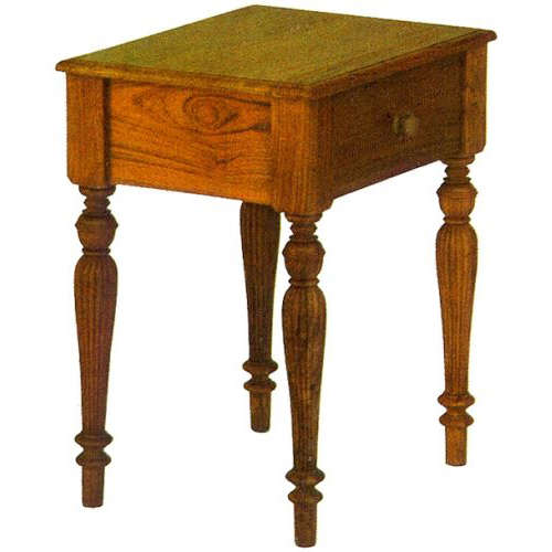 Raffles Bed Side Table