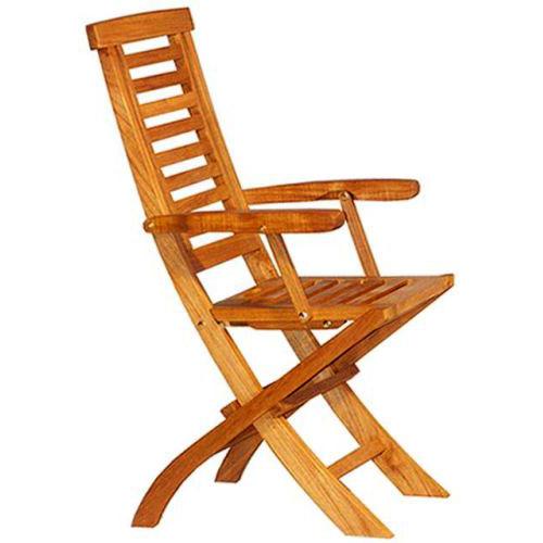 Sumba Folding Armchair
