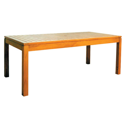 Bevel Rectangular Table