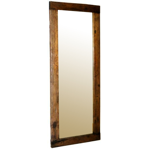 Primitive Hanging Mirror [Plain]