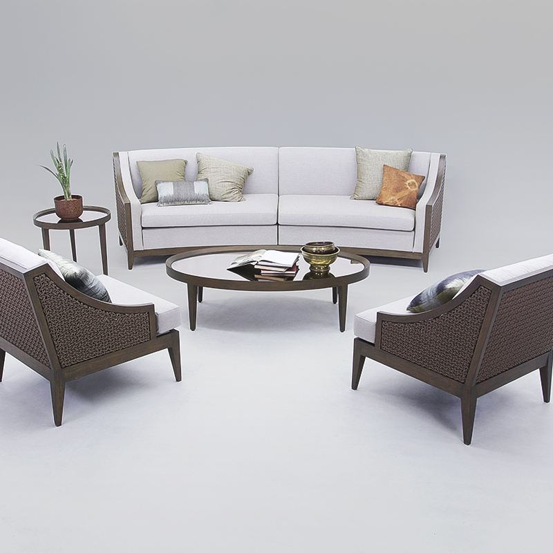 Cologne Round Sofa Large