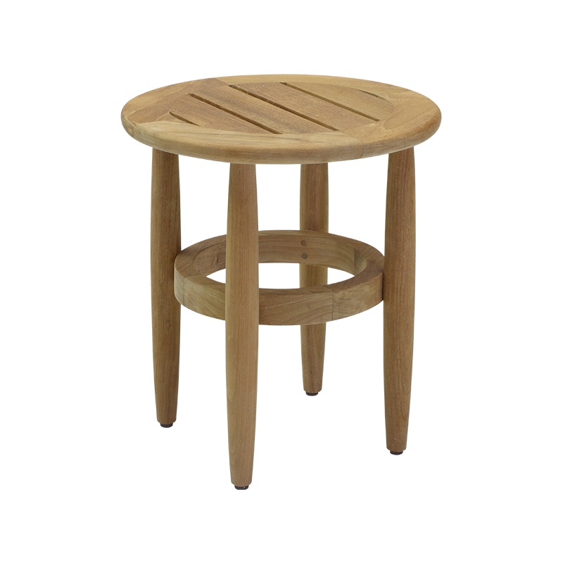 Wethan Outdoor Side Table Round