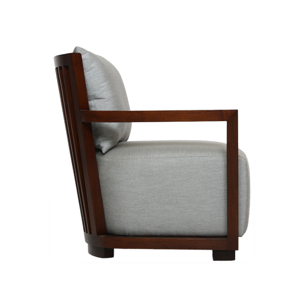 Korogated Lounge Chair