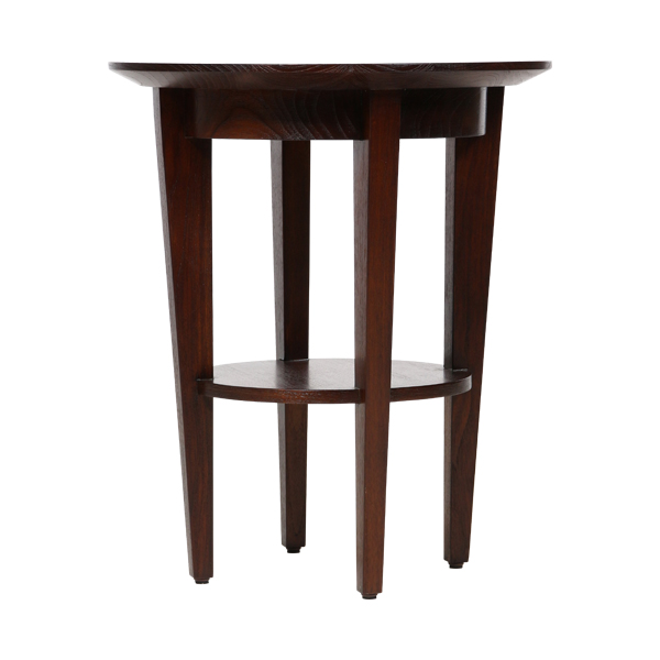 Saucer Side Table - Tall