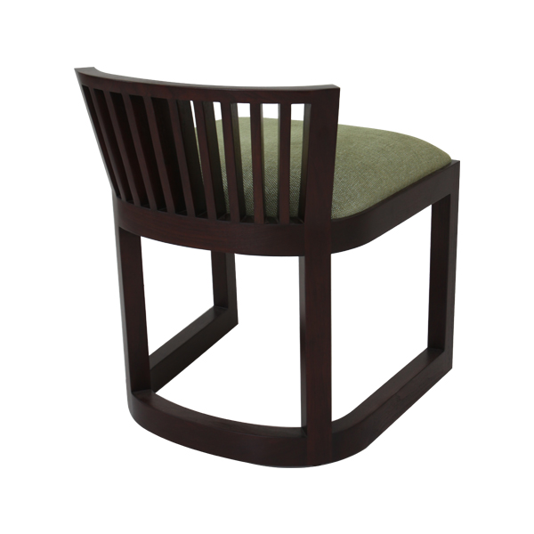 Korogated Chair Low Back