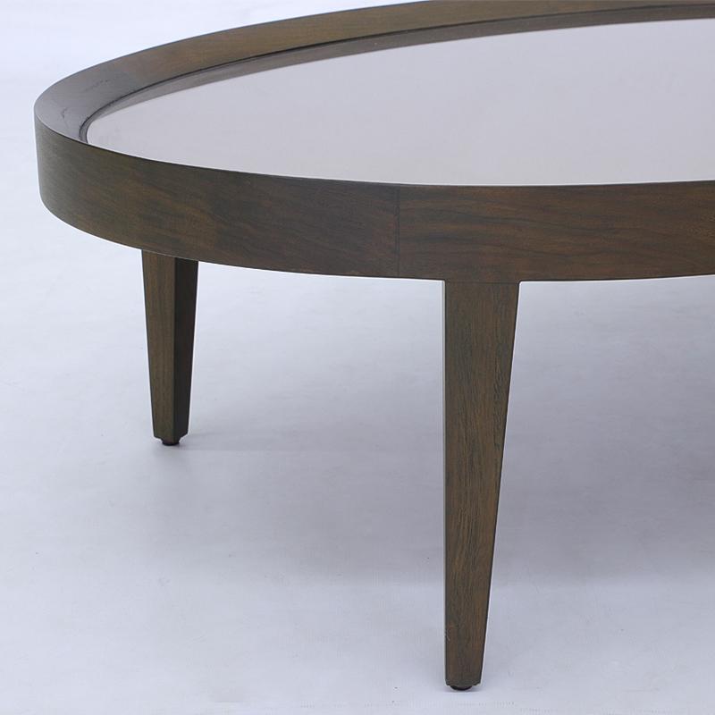 Kacha Oval Coffee Table-B