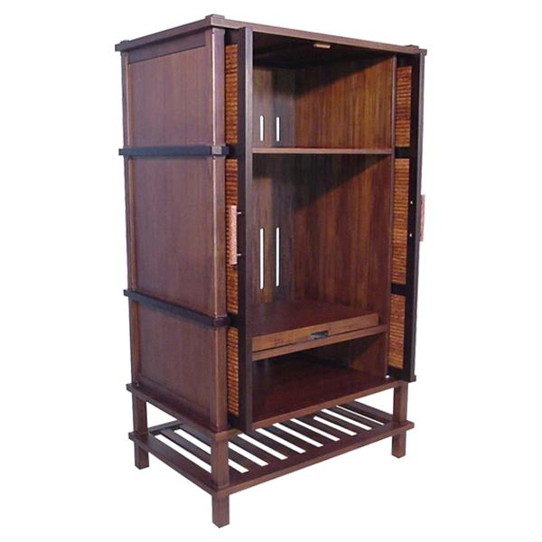 Dowel TV Cabinet
