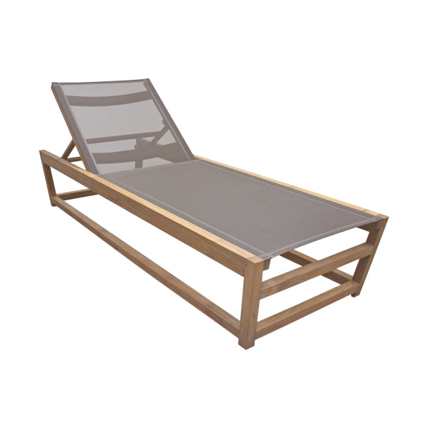 Korogated Pool Lounger