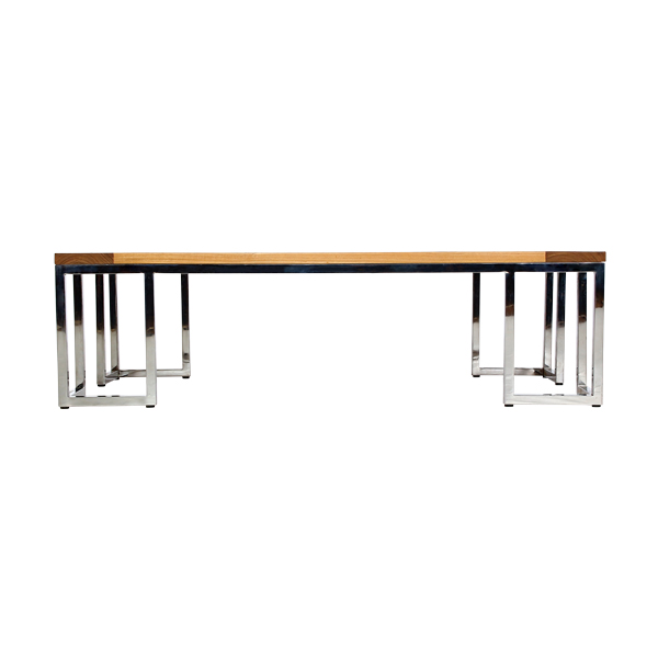 Inlaid Coffee Table-Medium