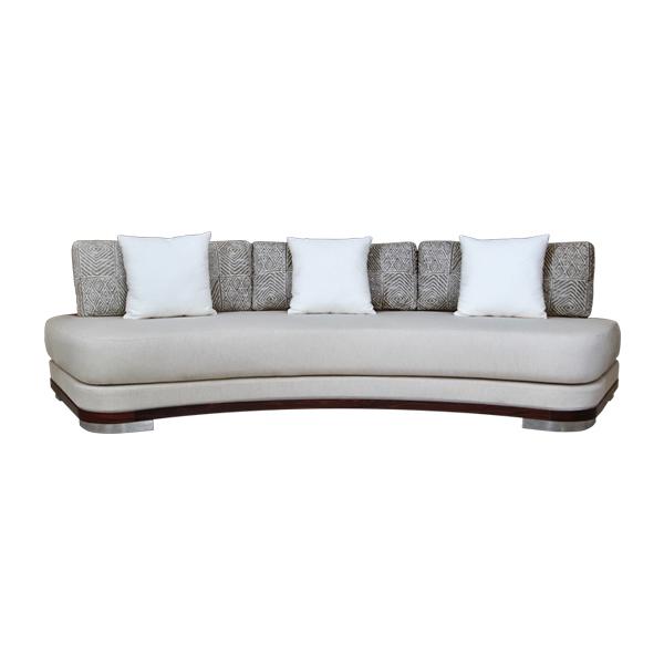Edg-e Sofa Round