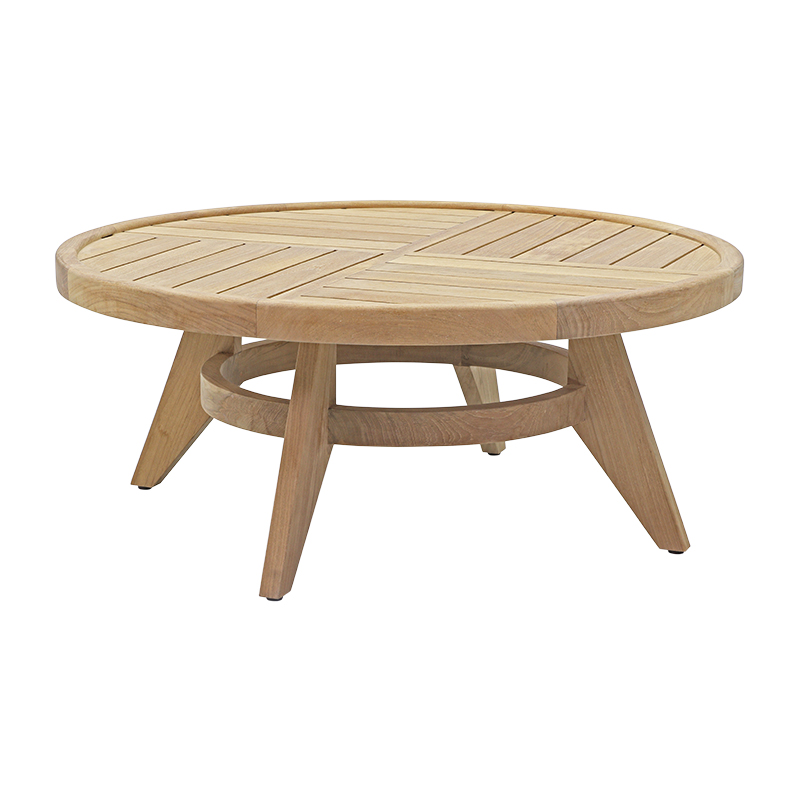 Sena Outdoor Coffee Table Round