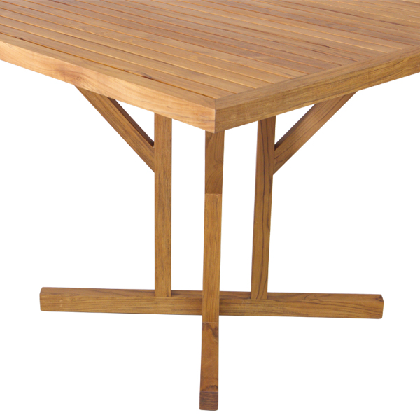 Cubular Outdoor Square Dining Table
