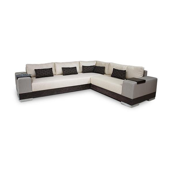 Lantai Sofa L-Shape