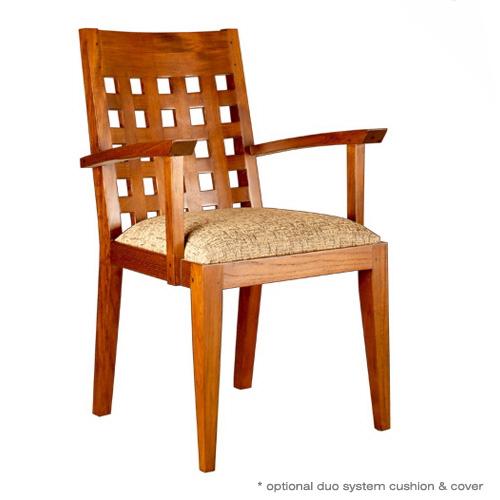 Cutaway Armchair