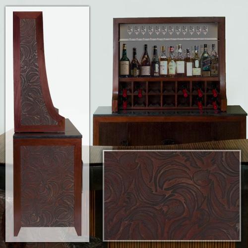 Samaya Bar Cabinet