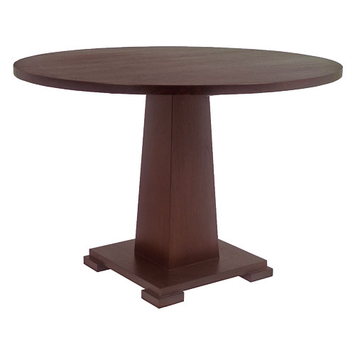 Obelisk Round Table Small