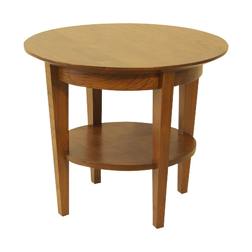 Saucer Round Low Table